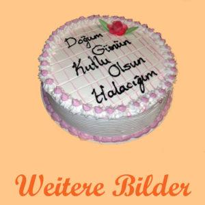 Himbeer Sahne Torte Einfaches Rezept Einfach Backen